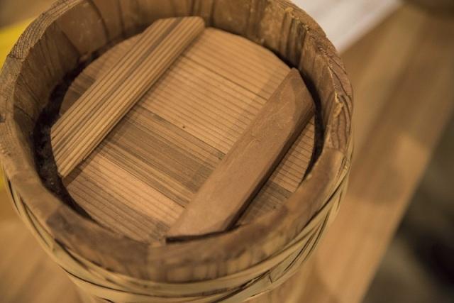 クラフト木桶