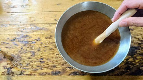 味噌鍋のもとの基本スープの作り方